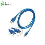 کابل 3 متری افزایش USB3