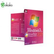 ویندوز 7 به همراه درایور نسخه 2021